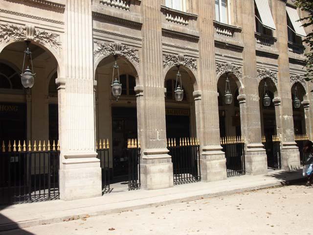 Jardins du Palais Royale