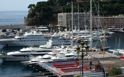 Coup D'Eclat in Monaco and Paris